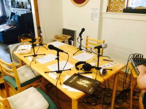DramaSystem recording session